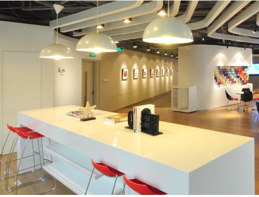 中国十大家具品牌震旦办公家具,让你爱上上班