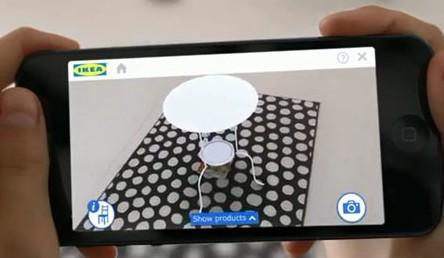 宜家将推新款增强现实目录 可帮助顾客挑选家具