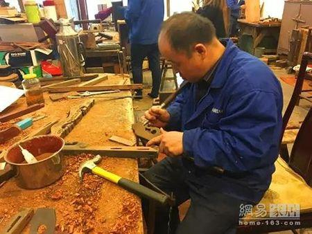 """""""京作""""家具龙顺成 百年传承工匠精神"""