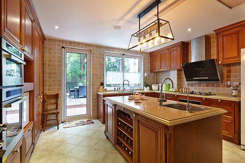 厨房装修要注意的6个事项,你知道吗?