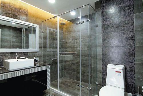 卫浴洁具选购方法之淋浴房
