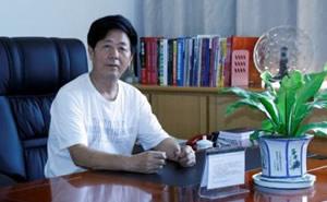 浙江浦江梅花锁业集团有限公司董事长——郑隆喜
