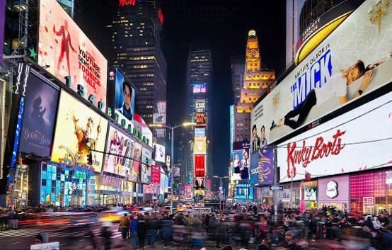 林德漆――Welcome To New York