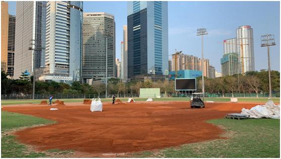 亚设体育•曼吉亚斯 引领国内棒垒球赛场新风尚