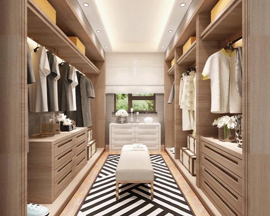 壮湘环保板材  打造心爱的魅力衣柜